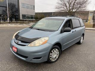 Used 2006 Toyota Sienna 7 Passengers, Automatic, 3 Years warranty availabl for sale in Toronto, ON