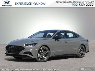 New 2021 Hyundai Sonata SPORT for sale in Charlottetown, PE