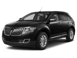Used 2015 Lincoln MKX for sale in Newmarket, ON