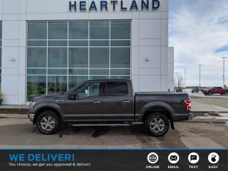 Used 2018 Ford F-150 XLT XTR PKG | BACK UP CAMERA | POWER SEAT | REMOTE START-USED EDMONTON FORD DEALER for sale in Fort Saskatchewan, AB