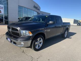 Used 2018 RAM 1500 SLT Outdoorsman 4x4 Crew Cab 5'7  Box for sale in Chatham, ON