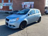 Photo of Blue 2011 Chevrolet Aveo