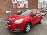 Photo of Red 2014 Chevrolet Trax
