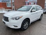 Photo of White 2014 Infiniti QX60