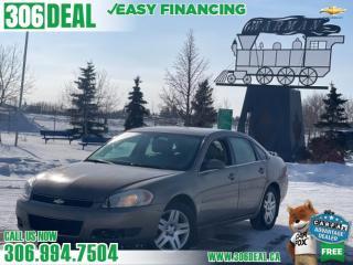 Used 2006 Chevrolet Impala LTZ for sale in Warman, SK