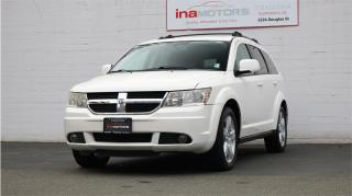 Used 2009 Dodge Journey JOURNEY SXT for sale in Victoria, BC