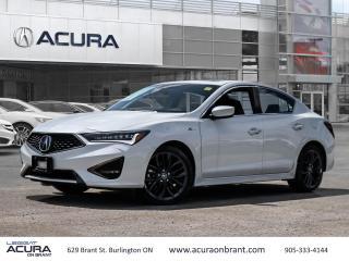 New 2021 Acura ILX Premium A-Spec for sale in Burlington, ON