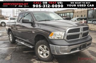 Used 2015 RAM 1500 SXT | QUAD CAB | 4X4 | HEMI ENGINE | for sale in Hamilton, ON