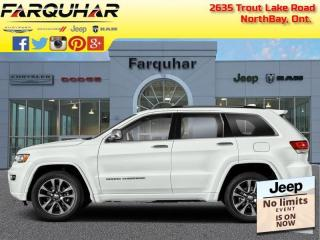 New 2021 Jeep Grand Cherokee Altitude for sale in North Bay, ON