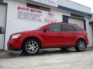 Used 2012 Dodge Journey R/T for sale in Swift Current, SK