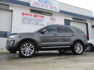 Used 2016 Ford Explorer XLT for sale in Swift Current, SK