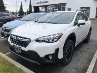 New 2021 Subaru XV Crosstrek Touring for sale in North Vancouver, BC