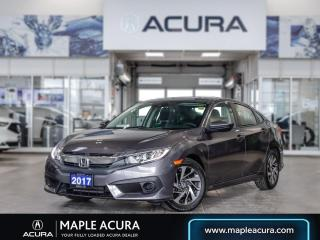 Used 2017 Honda Civic EX for sale in Maple, ON