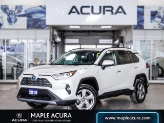 Used 2019 Toyota RAV4 Hybrid Limited for sale in Maple, ON