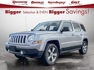 Used 2017 Jeep Patriot for sale in Etobicoke, ON