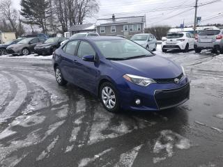 Used 2014 Toyota Corolla S 4-Speed AT for sale in Truro, NS
