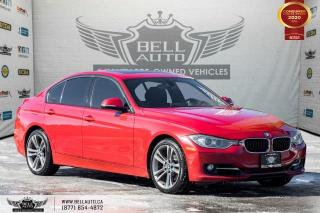 Used 2013 BMW 3 Series 328i xDrive, NO ACCIDENTS, AWD, NAVI, SENSORS, SUNROOF for sale in Toronto, ON