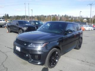 Used 2019 Land Rover Range Rover Sport Super Charged Autobiography Dynamic for sale in Burnaby, BC