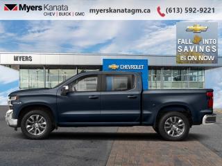 New 2021 Chevrolet Silverado 1500 RST  - Remote Start for sale in Kanata, ON