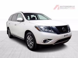 Used 2015 Nissan Pathfinder AWD A/C MAGS 7 PASSAGERS for sale in St-Hubert, QC