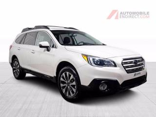 Used 2016 Subaru Outback AWD CUIR TOIT GPS MAGS for sale in St-Hubert, QC