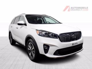 Used 2019 Kia Sorento EX PREMIUM AWD CUIR TOIT PANO 7 PASSAGERS for sale in St-Hubert, QC