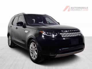 Used 2017 Land Rover Discovery HSE AWD  CUIR TOIT PANO MAGS NAV 7 PASSAGERS for sale in St-Hubert, QC