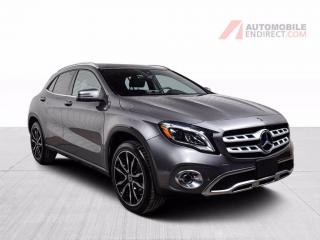 Used 2018 Mercedes-Benz GLA GLA250 4Matic Cuir Sièges Chauffants Caméra for sale in St-Hubert, QC