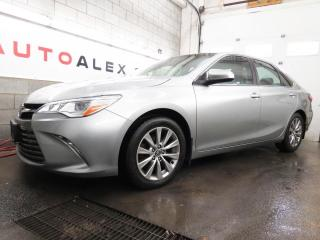 Used 2017 Toyota Camry V6 Xle Navigation for sale in St-Eustache, QC