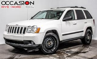 Used 2008 Jeep Grand Cherokee 4x4 Cuir-Toit-Mags+ DIESEL for sale in Boisbriand, QC