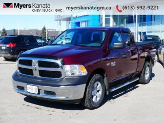 Used 2018 RAM 1500 ST  - Low Mileage for sale in Kanata, ON