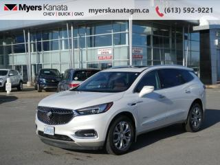 Used 2018 Buick Enclave Avenir AWD SUNROOF NAV  - Sunroof for sale in Kanata, ON