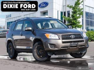 Used 2010 Toyota RAV4 BASE for sale in Mississauga, ON