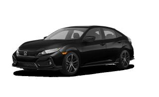 Used 2020 Honda Civic NEUVE Sport Touring HATCH CVT SOLDE FINA for sale in Montréal, QC