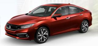 Used 2020 Honda Civic Touring CVT Neuf Solde Final RABAIS $300 for sale in Montréal, QC