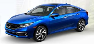 Used 2020 Honda Civic TOURING CVT NEUVE RABAIS FINAL $3000+++ for sale in Montréal, QC