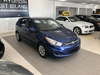 Used 2016 Hyundai Accent GL AUTO A/C CRUISE BT GROUPE ÉLECTRIQUE for sale in Dorval, QC