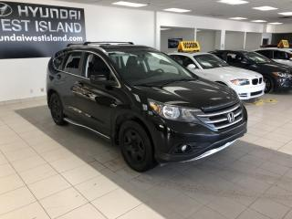 Used 2013 Honda CR-V EX AUTO MAGS TOIT A/C CRUISE BT GROUPE É for sale in Dorval, QC