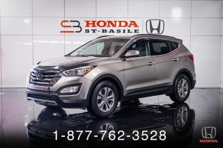 Used 2013 Hyundai Santa Fe PREMIUM + 2.4L + A/C + CRUISE + WOW! for sale in St-Basile-le-Grand, QC