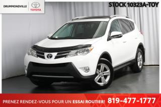 Used 2013 Toyota RAV4 XLE| INTÉGRALE| CAM RECUL for sale in Drummondville, QC
