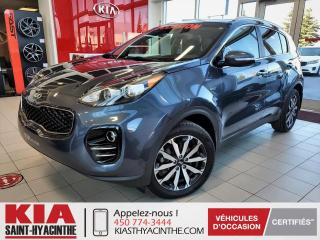 Used 2018 Kia Sportage EX AWD ** CAMÉRA DE RECUL / CUIR for sale in St-Hyacinthe, QC