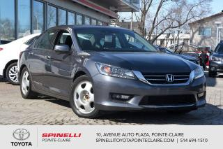 Used 2015 Honda Accord Touring+ GPS for sale in Pointe-Claire, QC