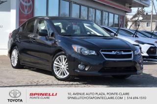 Used 2014 Subaru Impreza Premium for sale in Pointe-Claire, QC