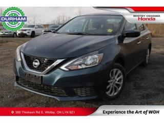 Used 2017 Nissan Sentra for sale in Whitby, ON