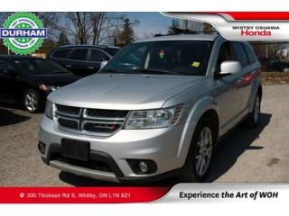 Used 2014 Dodge Journey FWD 4dr Limited for sale in Whitby, ON