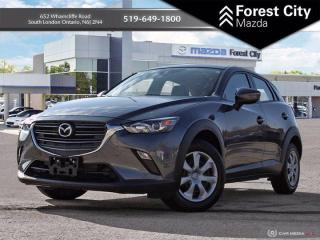 Used 2020 Mazda CX-3 GS for sale in London, ON