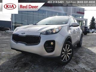Used 2017 Kia Sportage EX for sale in Red Deer, AB