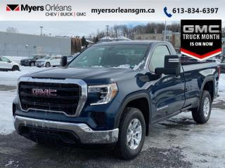 New 2021 GMC Sierra 1500 Base  - Trailer Hitch - Bluetooth for sale in Orleans, ON