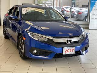 Used 2017 Honda Civic Sedan Touring CVT for sale in Burnaby, BC