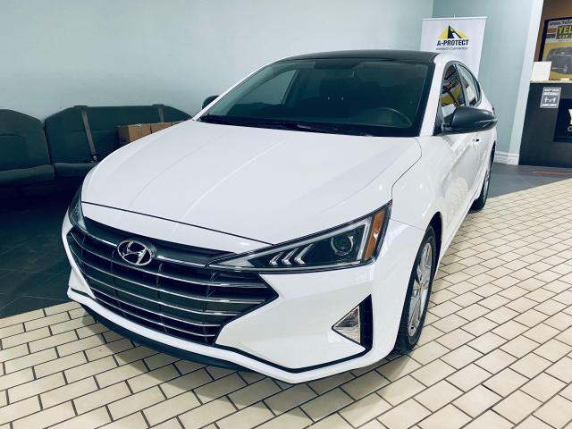 2020 Hyundai Elantra Preferred i NO ACCIDENT I I LOW KM $17999